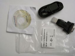 USB Adapter for Megger PAT Testers, Use With Data Lead